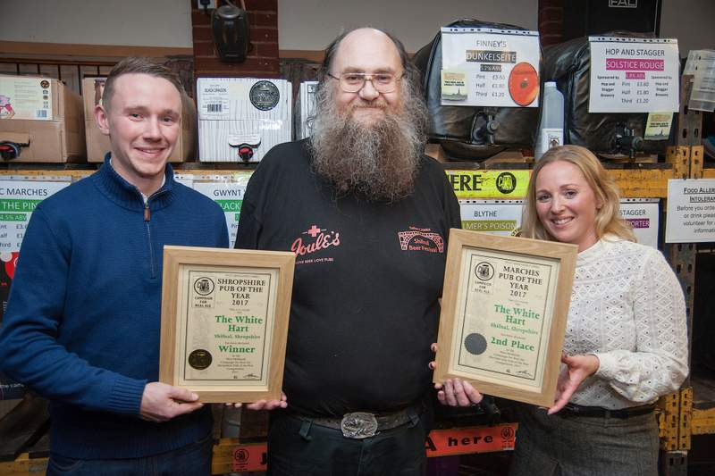 TES CAMRA Pub of the Year 2017